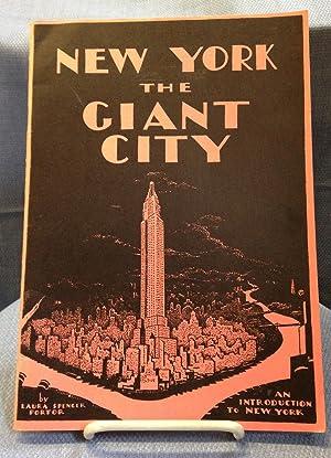 New York the Giant City: Laura Spencer Portor