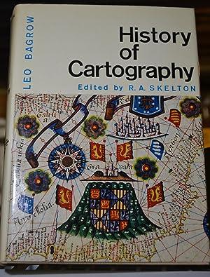 History of Cartography: Bagrow, Leo