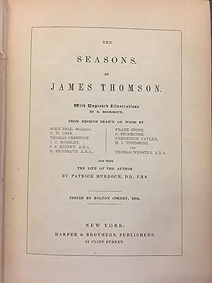 The Seasons: James Thomson