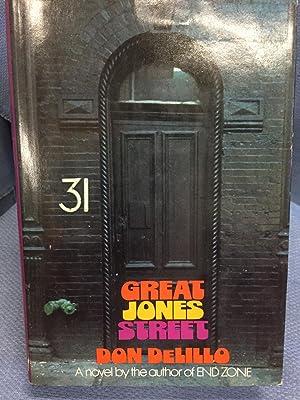 Great Jones Street: Don De Lillo