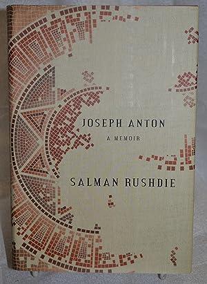 Joseph Anton. a Memoir: Salman Rushdie