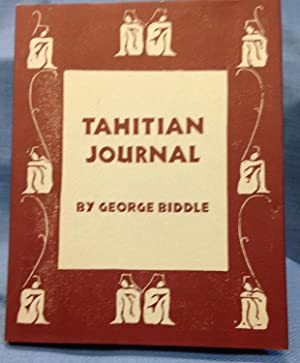 Tahitian Journal: George Biddle