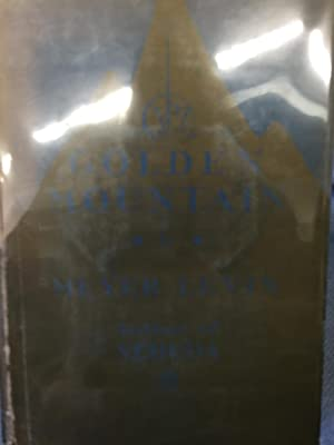 The Golden Mountain. Marvellous Tales of Rabbi Israel Baal Shem: Meyer Levin