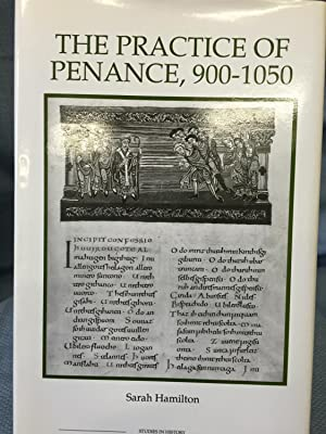 The Practice of Penance, 900-1050: Sarah Hamilton