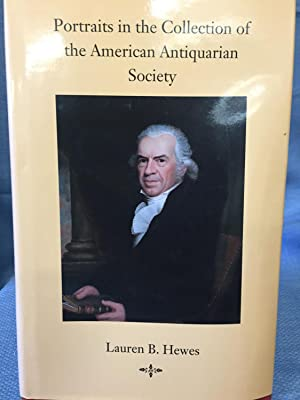 Portraits in the Collection of the American: Lauren B. Hewes