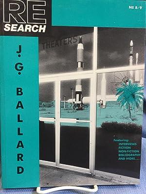 RE/search: J. G. Ballard