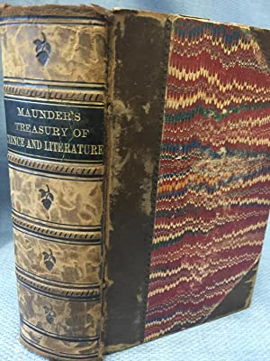 The Scientific and Literary Treasury: Samuel Maunder