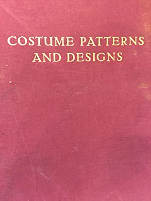 Costume Patterns and Designs. a Survey of: Max Tilke
