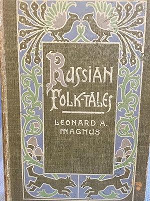 Russian folk-Tales: Leonard A. Magnus