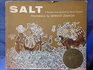 Salt: A Russian Tale: Zemach, Harve and Margot