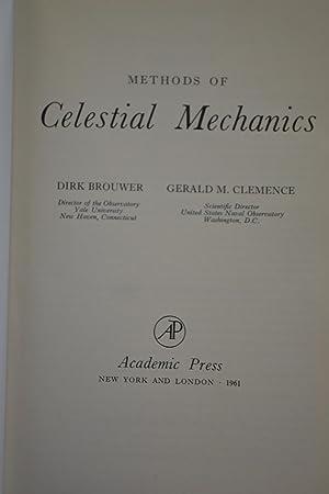 Methods of Celestial Mechanics: Dirk Brouwer and