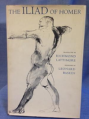 The Iliad of Homer: Richmond Lattimore, and