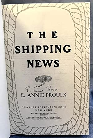 The Shipping News: E. Annie Proulx