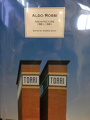 Aldo Rossi Architecture 1981-1991: Adjmi, Morris, Ed./with Karen Stein, Diane