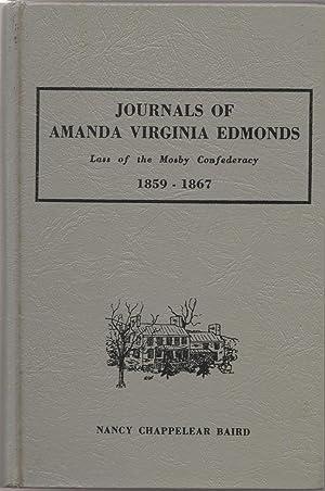 Journals of Amanda Virginia Edmonds: Lass of: Baird, Nancy Chappelear
