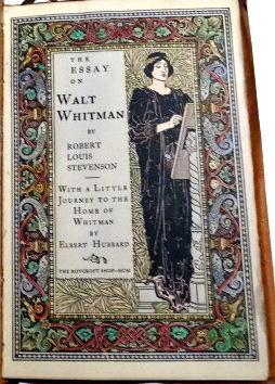 Walt whitman essays