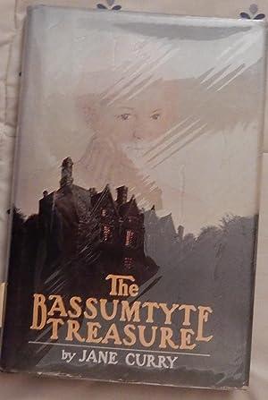 The Bassumtyte Treasure.: Curry, Jane. SIGNED