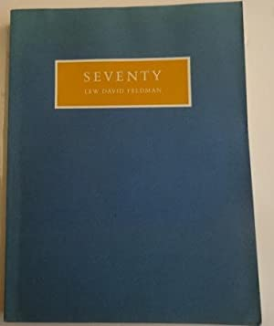 Seventy: The World of Books Arts and Letters Circa 1455 - 1968.