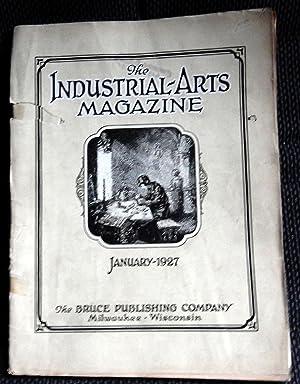 Industrial Arts Magazine Incorporating Handicraft and the: Lake, E. J.,