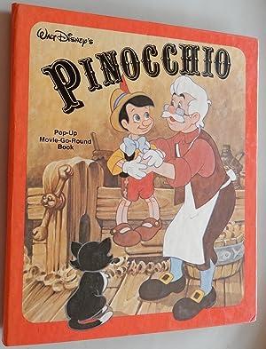 Pinocchio: A Windmill Pop-up Movie-go-Round Book.: Disney, Walt. Intervisual