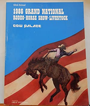 42nd Annual, 1986 Grand National Rodeo, Horse: Cow Palace Grand