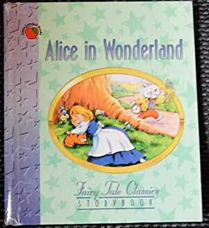 Alice in Wonderland: Fairy Tale Classics Storybook.: Carroll, Lewis)