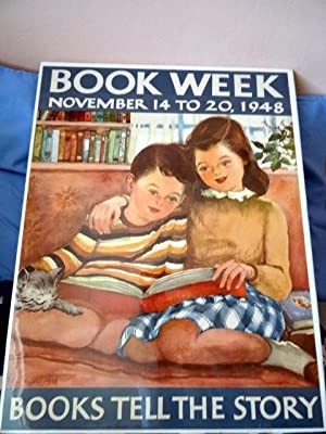 BOOK WEEK NOVEMBER 14 TO 20, 1948: De Angeli, M.