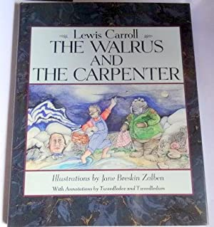 The Walrus and the Carpenter With Annotations: Carroll, Lewis. Illustrated,