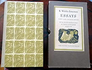 Essays: First and Second Series.