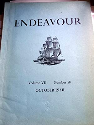 Endeavour: A Quarterly review designed to record: Mees, C.E. Kenneth,