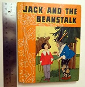 Jack and the Beanstalk Also Toads and: Bates, Katherine Lee,