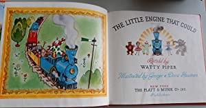 The Little Engine That Could.: Piper, Watty. Illustrated