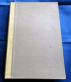 The Letters of George Meredith to Alice Meynell with annotations thereto 1896-1907.