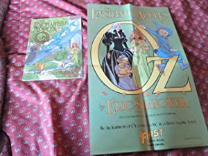 The Enchanted Apples of Oz. Founded on: Shanower, Eric. SIGNED