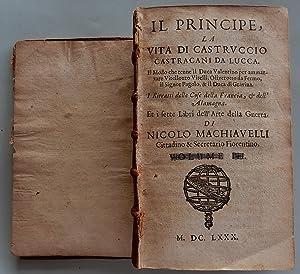 Il Principe, La Vita Di Castruccio Castracani: Machiavelli, Nicolo, Cittadino