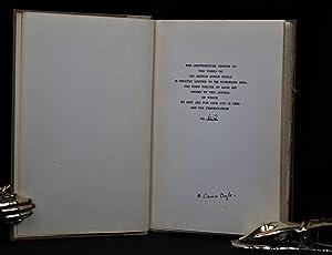 The Crowborough Edition of the Works of: Arthur Conan Doyle
