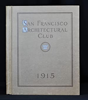 Year Book: San Francisco Architectural Club, Seventh Exhibition