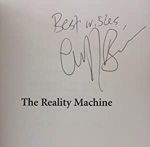 The Reality Machine: Tales of the Immediate Future: Burns, Cliff