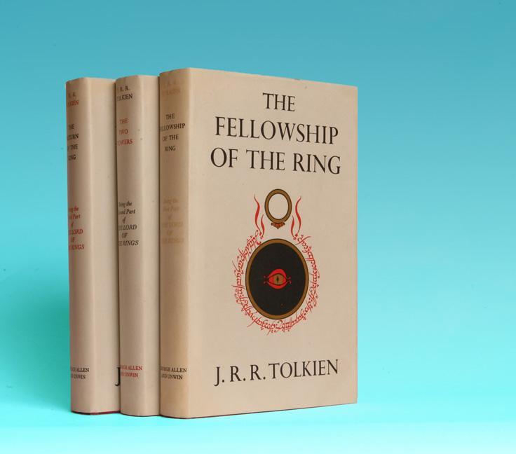Fellowship Of The Ring Unwin