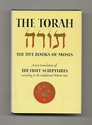 The Torah: The Five Books Of Moses,