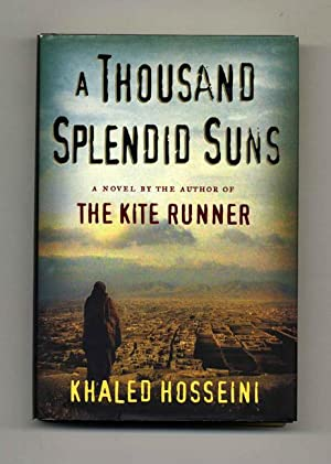 A Thousand Splendid Suns - 1st US Edition/1st Printing