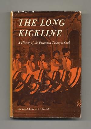 The Long Kickline: A History of the: Marsden, Donald