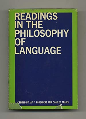 Readings in the Philosophy of Language