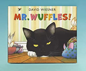 Mr. Wuffles! - 1st Edition/1st Printing