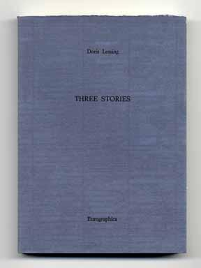 Three Stories - 1st Edition/1st Printing