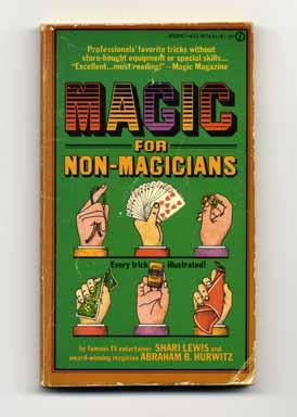 Magic for Non-Magicians: Lewis, Shari and Abraham B. Hurwitz