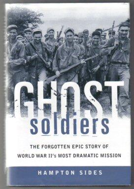 Ghost Soldiers - 1st Edition/1st Printing