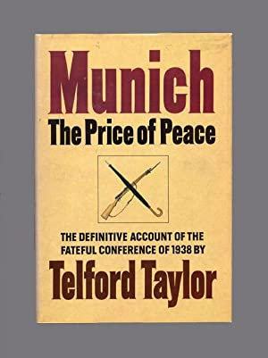 Munich: The Price of Peace - 1st Edition/1st Printing