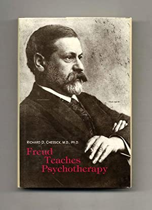 Freud Teaches Psychotherapy -1st Edition/1st Printing
