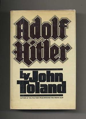 Adolf Hitler - 1st Edition/1st Printing: Toland, John